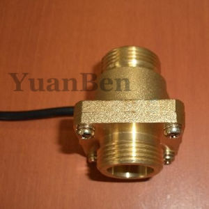 Water Flow Switch with Metal Material