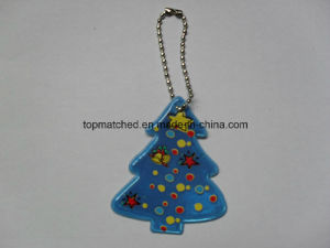 PVC Soft Reflector for Christmas Promotion Gift pictures & photos