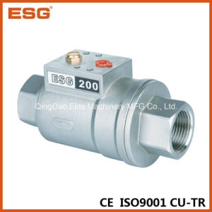 Thread Ends Pneumatic Axial Valve pictures & photos