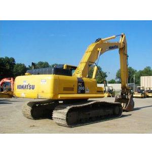 Used Komatsu Excavator PC300-5