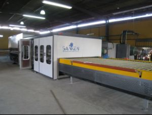 Glass Flat Tempering Machine Skft-1225 pictures & photos
