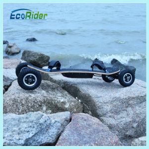 2016 Fashion 4 Wheel Electric Smart Skateboard with Remoter pictures & photos