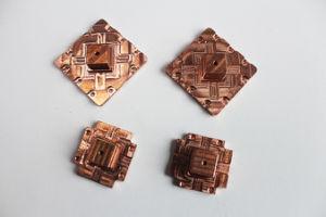 CNC Machining Electronic Part Rapid Prototype Copper Part pictures & photos