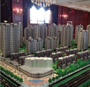 Architectural Model Making_Residential Model (JW-181) pictures & photos