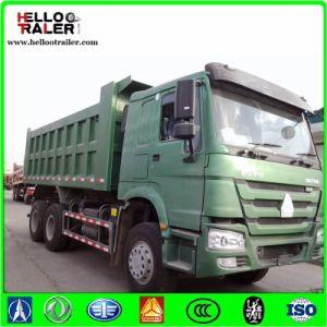 Sinotruk 6X4 Dump Truck 30ton HOWO Heavy Tipper Truck Dumper Truck pictures & photos