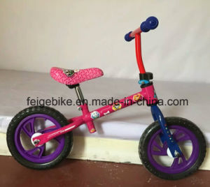 "Manufacture 12"" EVA Solid Tire Balance Bike for Kids (FP-KDB-17078) pictures & photos"