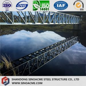 Light Structure Steel Pipe Truss Bridge pictures & photos