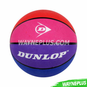 Cheap Rubber Promotional Exercise Rubber Basketball Wholesale pictures & photos