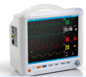 12.1 Inch Multiparameter Vet Patient Monitor Pdj-3000V pictures & photos