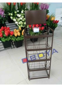 Coffee or Tea Stand/ Rack / Display Shelf for Supermarket pictures & photos