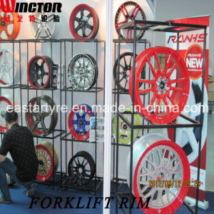 Factory Supply Longer Life Forklift Tire Steel Wheel Rim pictures & photos