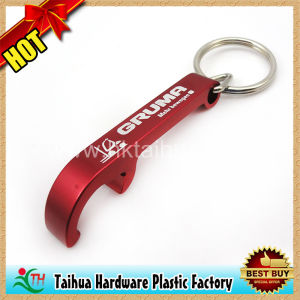 Custom Bottle Opener Keychain Key Ring (TH-kpq001) pictures & photos