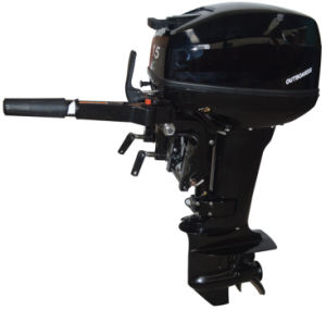 Outboard Motor 15HP pictures & photos
