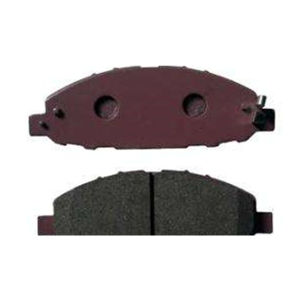 Low-Metallic Fine Braking Performance Brake Pad for Nissan Urvan (D1191) pictures & photos
