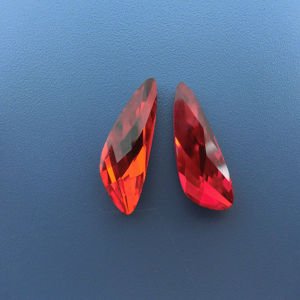 Pujiang Decorative Point Back Colorful Crystal Bead for Jewelry Accessories pictures & photos