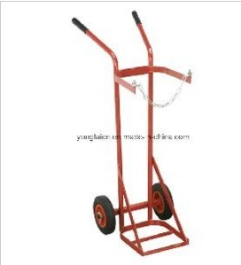 High Quality Oxygen Cylinder Cart pictures & photos