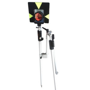 Prism Pole with Tripod for Total Station