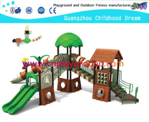 Green Tree Hhouse Outdoor Playground Equipment (HA-09701) pictures & photos