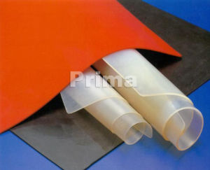 Different Specifications and Colors of Silicone Rubber Sheet FDA pictures & photos