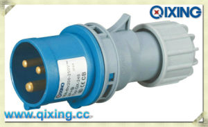 European Standard Plug for Industrial Application (QX-248) pictures & photos