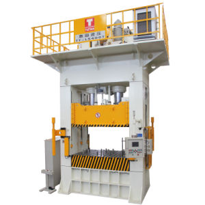 Hydraulic Drawing Machine Press 400t pictures & photos