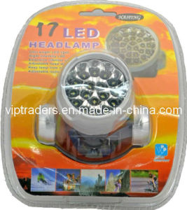 17PCS LED Headlamp/LED Headlight (yx-826-17)