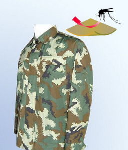 Mosquito Repellent Camouflage Military Fabric pictures & photos