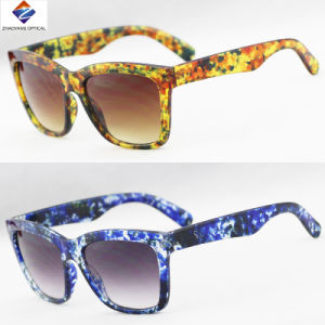 The Newest Plastic and Top New Good Quality Sunglasses with Ce pictures & photos