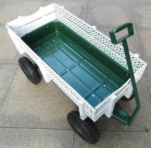 Pull Cargo Wagon Garden Tool pictures & photos