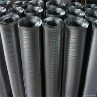 Low Carbon Steel Heavy Duty Expanded Metal Mesh Rolls pictures & photos