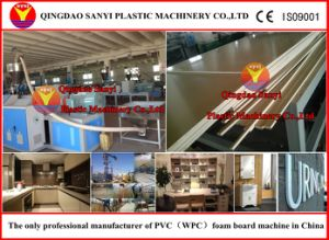 PVC Foam Board Manufacturing Line pictures & photos