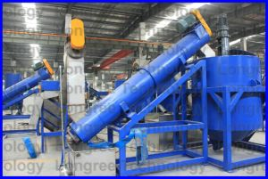 Petbottle PP/PE Waste Film Crushing Washing and Recycling Line (500-1000kg/h) pictures & photos