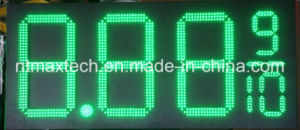 12 Inch Outdoor LED Digital Sign Time Sign Temperature Sign pictures & photos
