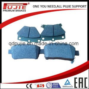 Car Brake Pads in Blue pictures & photos