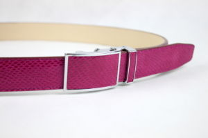 Cow Leather Belts for Lady (LB-002) pictures & photos