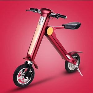 Latest Folding Electric Bike with Bluetooth and APP pictures & photos