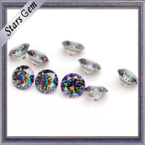 Customized Colorful Electroplate Various Shape Cubic Zirconia pictures & photos