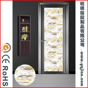 Decorative Film for Glass Door, New Design Unadorned and in Good Taste Stripe Film Similar to Film pictures & photos