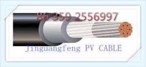 Electrical DC Solar PV Cable 6mm for Solar Power Station