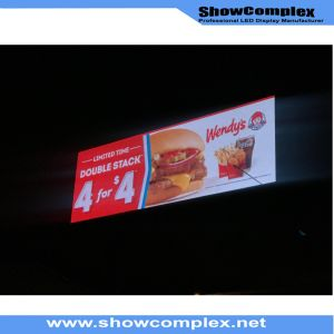 High Refresh Rate of Full Color P3.9 Indoor LED Billboard for Advertising pictures & photos