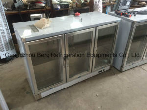 Stainless Steel Commercial Beverage Soft Drink Back Bar Cooler pictures & photos