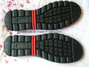 Men Leisure Sole Driver Sole Leather Shoes Sole (YXX03) pictures & photos