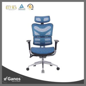 Comfortable Office Chairs with Adjustable Lumbar Support pictures & photos
