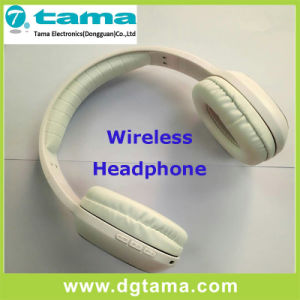 Over-The-Ear Bluetooth Wireless Headphone with Headband