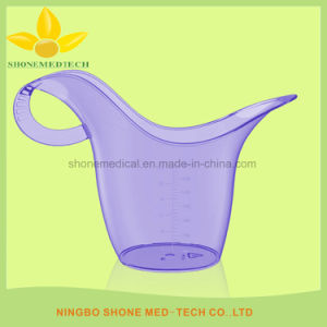 Disposable PP Female Urine Container with FDA, Ce Approved pictures & photos