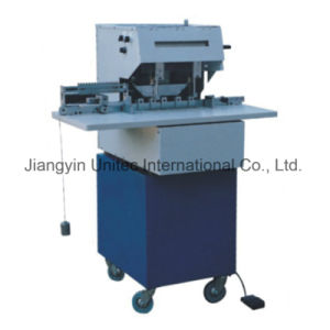 Wholesale Heavy Duty Punching Machine Holes Punch Machine Dk-2 pictures & photos