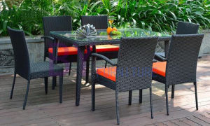 Outoor Furniture/Garden PE Rattan Furniture Bar Sets for Leisure Furniture pictures & photos