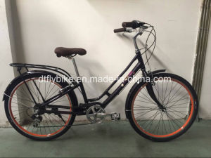 2017new Model City Bike, Rear 7speed, Alloy Frame City Bicycle, pictures & photos