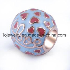 Fashion Jewelry Metal Love Beads pictures & photos