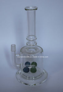 """12"""" Boro Glass Water Pipes with Four Matix Perc pictures & photos"""